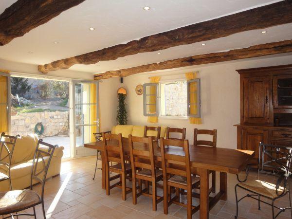 Sala da pranzo Affitto Villa  81732 Cannes