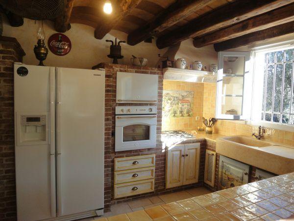 Cucina all'americana Affitto Villa  81732 Cannes