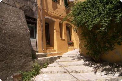 Vista dalla casa vacanze Affitto Monolocale 82855 Rio nell'Elba