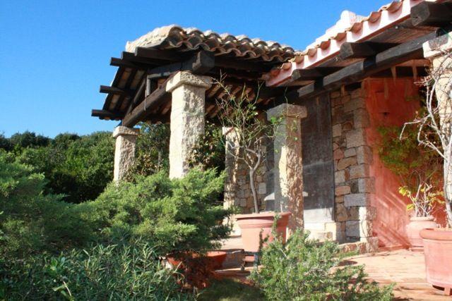 Vista esterna della casa vacanze Affitto Villa  90063 Santa Teresa di Gallura