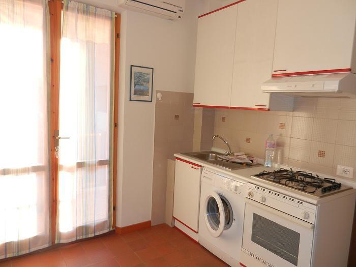 Cucina separata Affitto Appartamento 64713 Numana