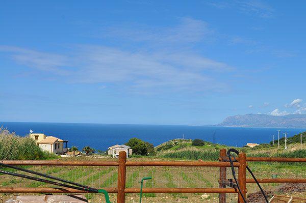 Vista nelle vicinanze Affitto Villa  66027 Scopello