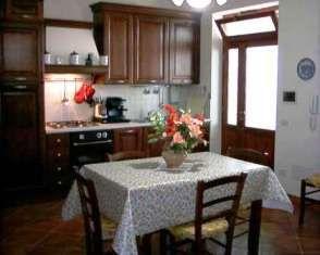 Cucina all'americana Affitto Appartamento 73261 San Gimignano