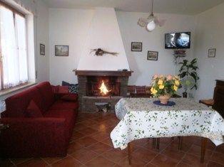 Sala da pranzo Affitto Appartamento 73261 San Gimignano