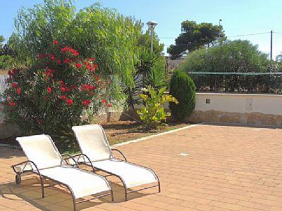 Giardino Affitto Villa  94448 Pescoluse