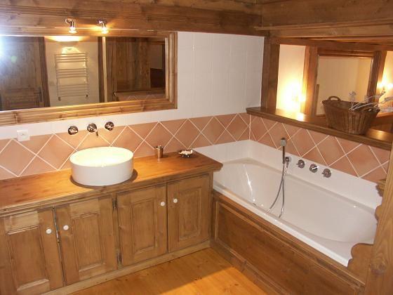 Bagno Affitto Appartamento 1096 Courchevel