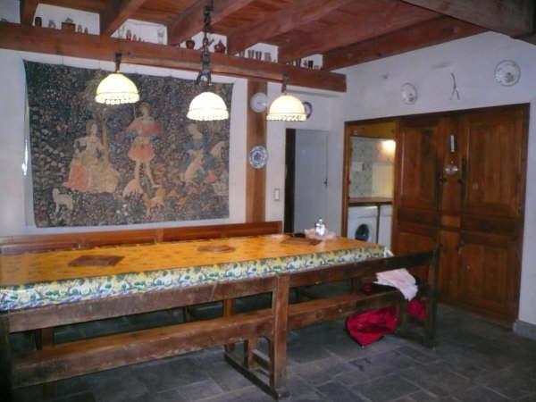 Sala da pranzo Affitto Casa 12782 Rousset