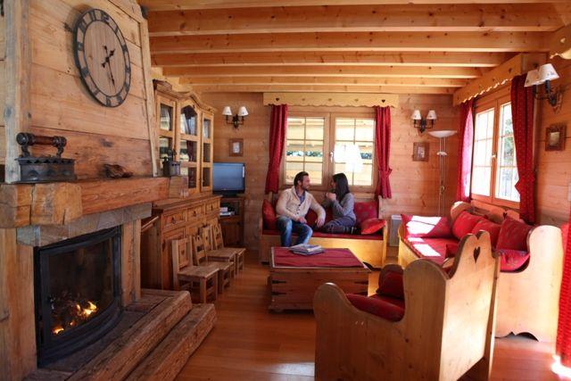 Soggiorno Affitto Chalet 1412 Chamonix Mont-Blanc (Monte Bianco)