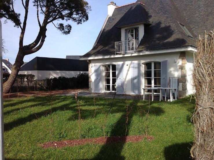 Vista esterna della casa vacanze Affitto Villa  16120 Carnac
