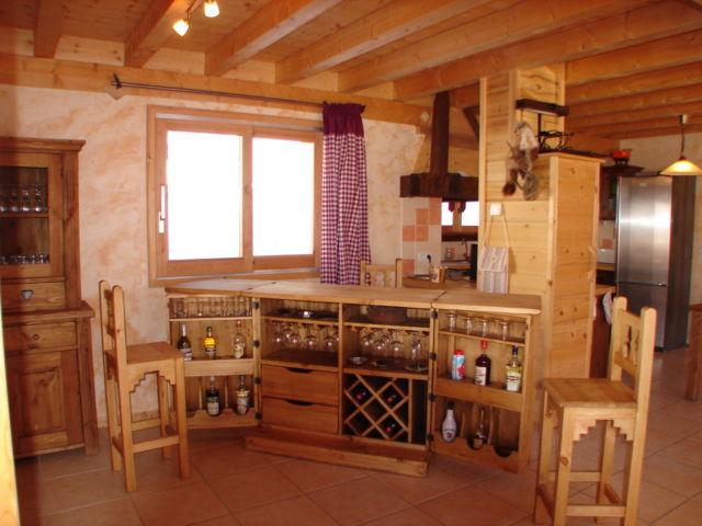 Cucina all'americana Affitto Chalet 16141 Châtel