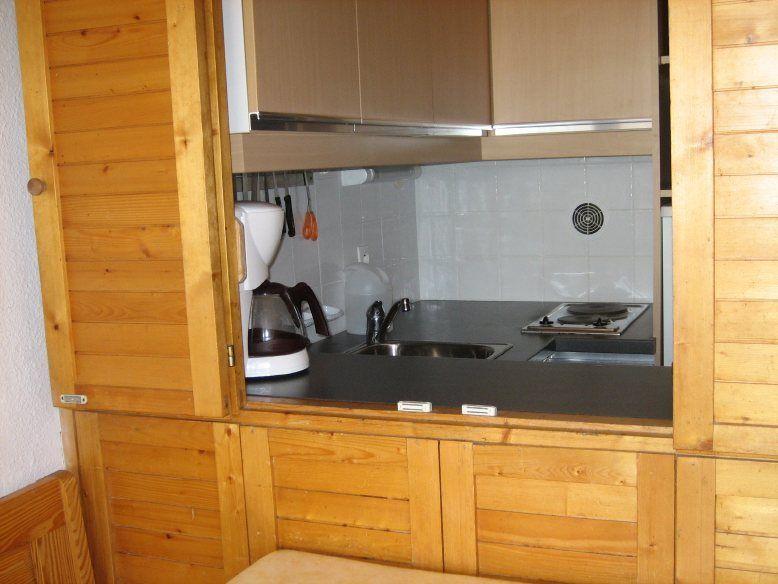 Cucina separata Affitto Appartamento 1629 Les Menuires