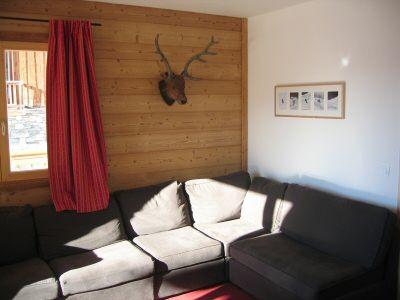 Salotto Affitto Appartamento 16377 La Rosière 1850