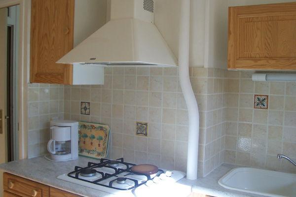 Cucina separata Affitto Casa 16964 Monginevro