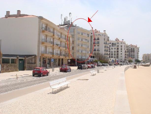 Vista esterna della casa vacanze Affitto Appartamento 17185 São Martinho do Porto