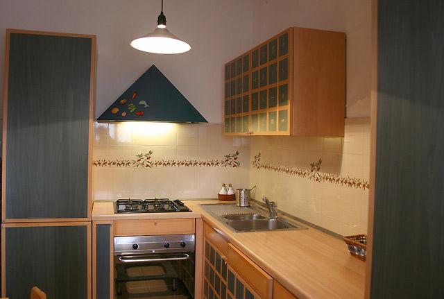 Cucina separata Affitto Appartamento 17241 Monte Argentario