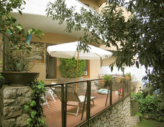Terrazzo Affitto Appartamento 17241 Monte Argentario
