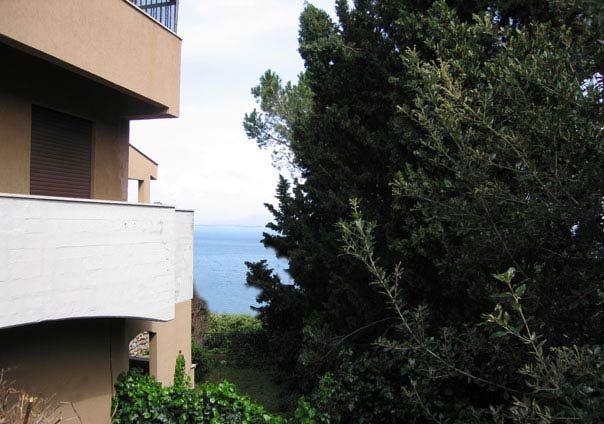 Vista dal terrazzo Affitto Appartamento 17241 Monte Argentario