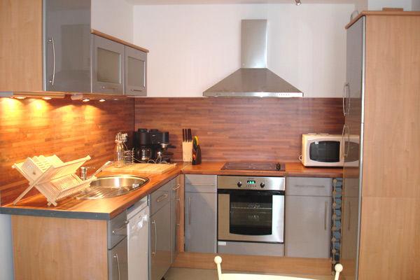Cucina all'americana Affitto Appartamento 18103 Sanary