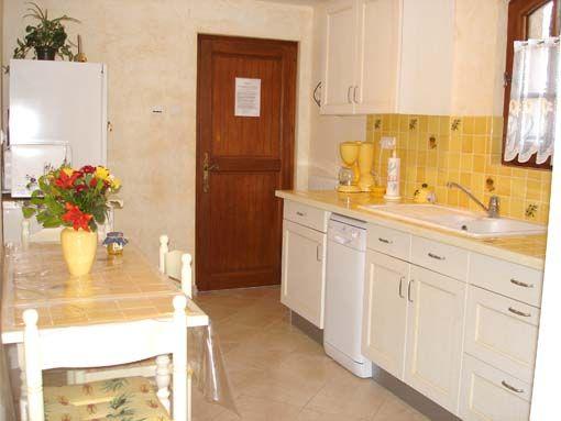 Cucina separata Affitto Appartamento 19057 Nizza