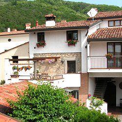 Vista esterna della casa vacanze Affitto Appartamento 20051 Provaglio d'Iseo