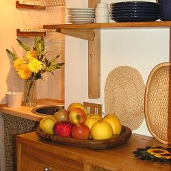 Cucina separata Affitto Appartamento 20051 Provaglio d'Iseo