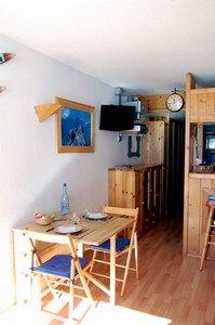 Salotto Affitto Monolocale 211 Les Arcs
