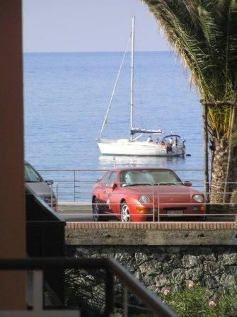Vista dal balcone Affitto Appartamento 21472 Bonassola
