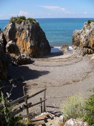 Spiaggia Affitto Appartamento 21885 Marina di Camerota