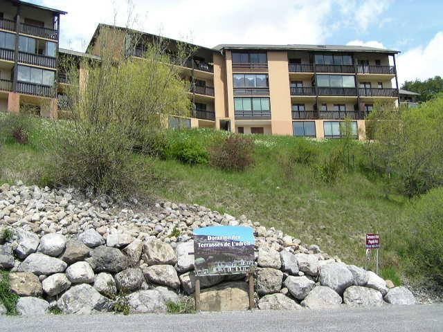 Vista esterna della casa vacanze Affitto Appartamento 2312 Barcelonnette