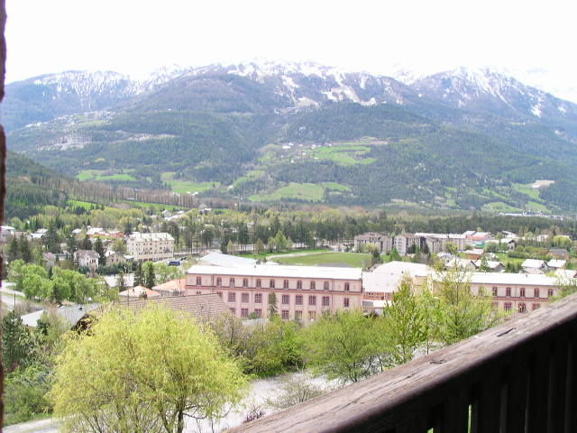 Vista dal balcone Affitto Appartamento 2312 Barcelonnette
