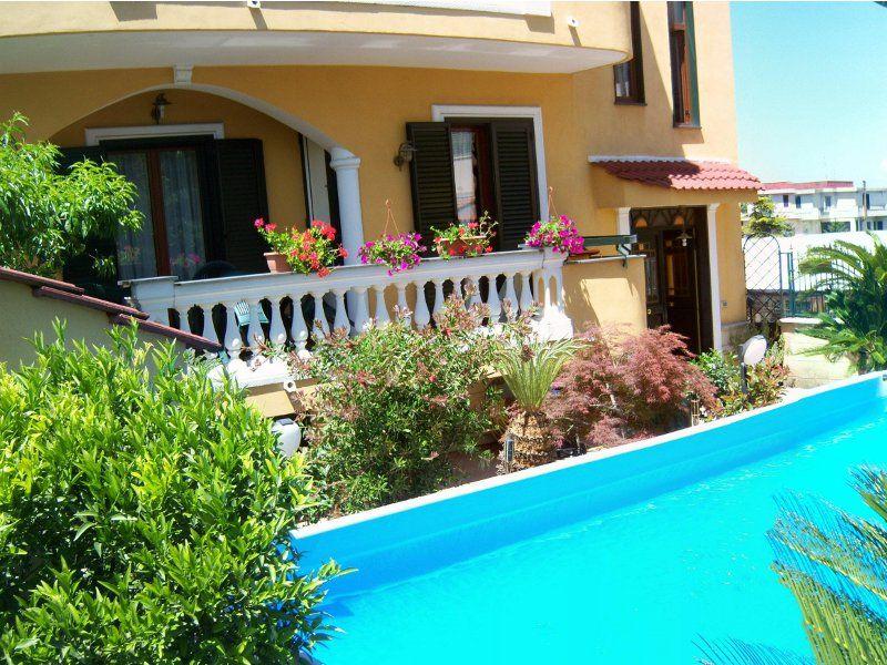 Vista esterna della casa vacanze Affitto Appartamento 23651 Pompei