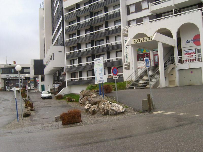 Pianta casa vacanze Affitto Monolocale 2397 Puy Saint Vincent