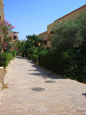 Vista esterna della casa vacanze Affitto Appartamento 24518 Le Castella