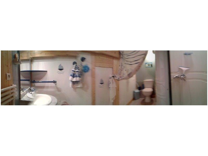 Bagno 1 Affitto Chalet 2488 Réallon