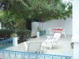 Vista dal terrazzo Affitto Bungalow 25078 Nabeul
