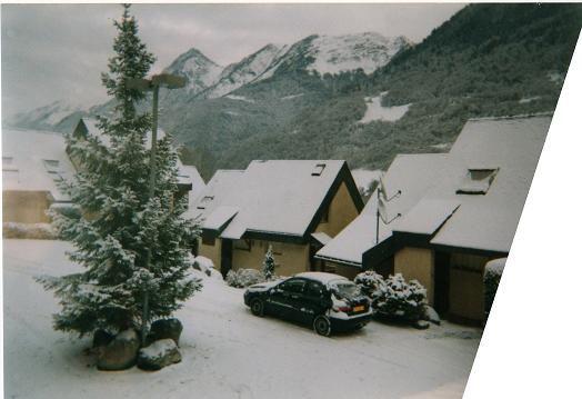 Vista dalla casa vacanze Affitto Appartamento 26451 Cauterets