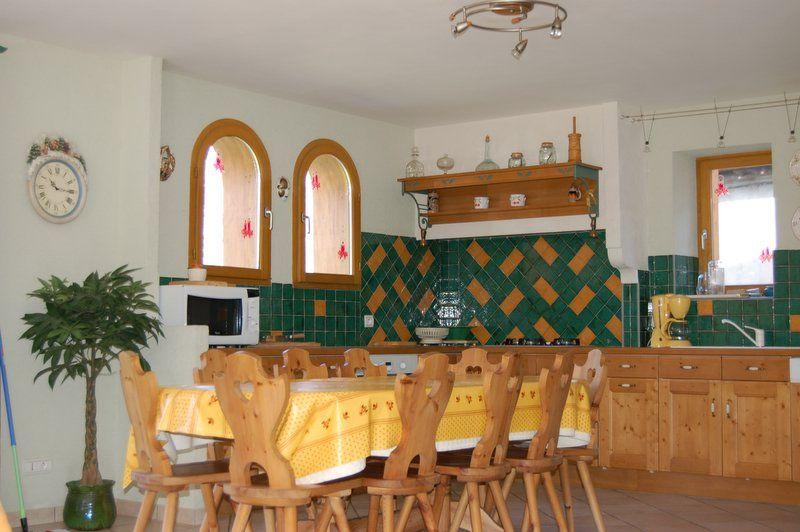 Sala da pranzo Affitto Chalet 2665 Saint Martin de Belleville