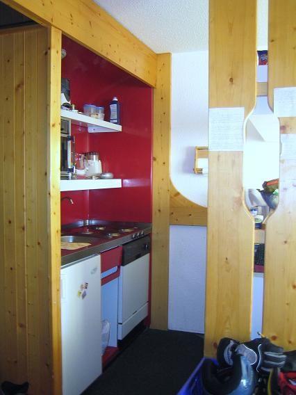 Cucina all'americana Affitto Appartamento 28016 Les Arcs