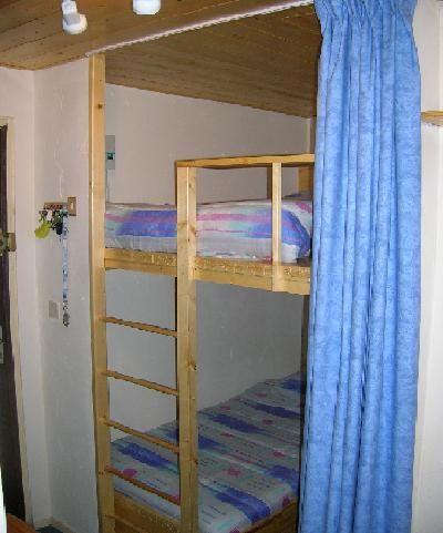 Zona notte cabina Affitto Appartamento 2829 Les Sept Laux