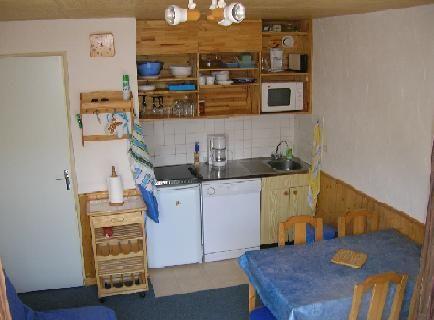 Angolo cottura Affitto Appartamento 2829 Les Sept Laux