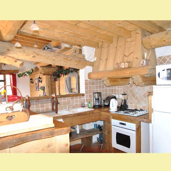 Angolo cottura Affitto Appartamento 28873 Chamrousse