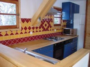 Cucina all'americana Affitto Chalet 2917 Serre Chevalier