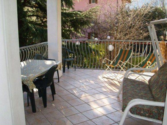 Terrazzo Affitto Appartamento 29212 Riva del Garda