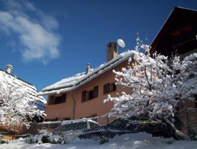 Vista esterna della casa vacanze Affitto Chalet 29257 Valloire