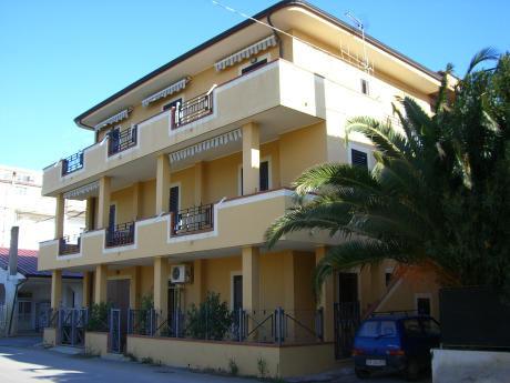Vista esterna della casa vacanze Affitto Appartamento 29262 Isola di Capo Rizzuto