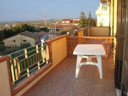 Terrazzo Affitto Appartamento 29262 Isola di Capo Rizzuto