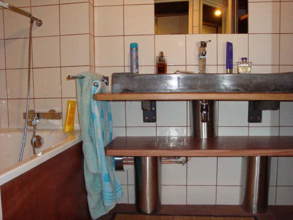 Bagno Affitto Monolocale 3137 Tignes