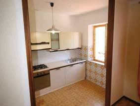 Cucina separata Affitto Appartamento 31705 Chianni
