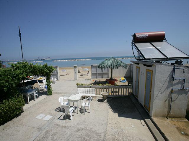 Vista esterna della casa vacanze Affitto Casa 32067 Termoli