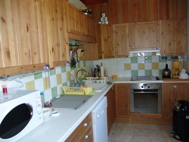 Cucina separata Affitto Chalet 3208 Val d'Allos